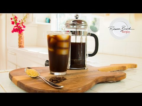 How to Make Cold Brew Coffee With a French Press – Professional Recipe