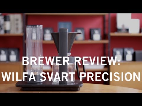 Brewer Review: Wilfa Svart Precision