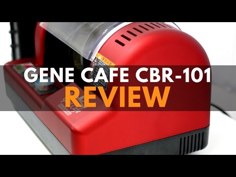 Gene cafe roaster Review of the home coffee roaster CBR-101 Best Home Coffee Roaster