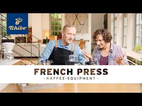 Kaffeezubereitung mit der French Press | Kaffeeschnack Folge 2 | Tchibo