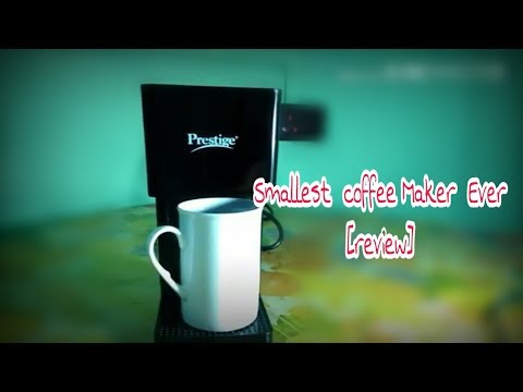 How to make coffee on prestige dript coffee maker [review]
