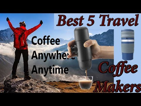 5 Best Coffee Makers – Travel/  Portable Coffee Maker Reviews #3