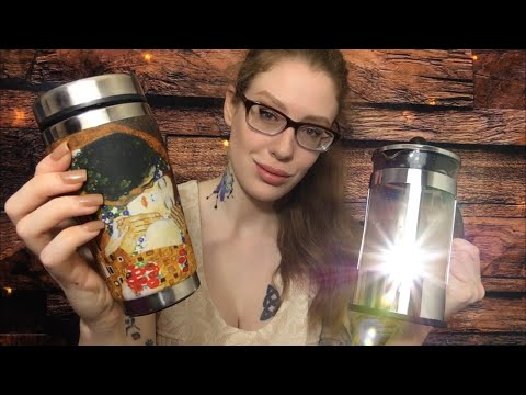 ASMR French Press Tingles | Making A MESS (Covfefe) For You & I