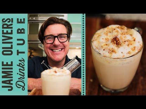 Maple & Pecan Latte Coffee Recipe | Mike Cooper