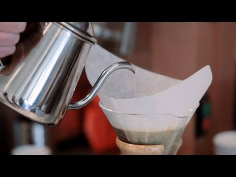 How to Make Pour-Over Coffee   Perfect Coffee