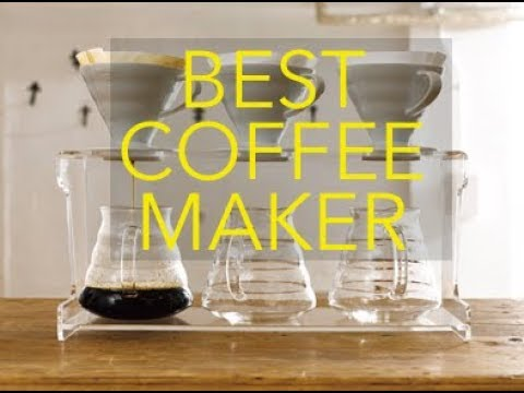 How to make BEST Coffee Maker $100 MK1 Redline Moccamaster Technivorm Bonavita Hario Pourover Review