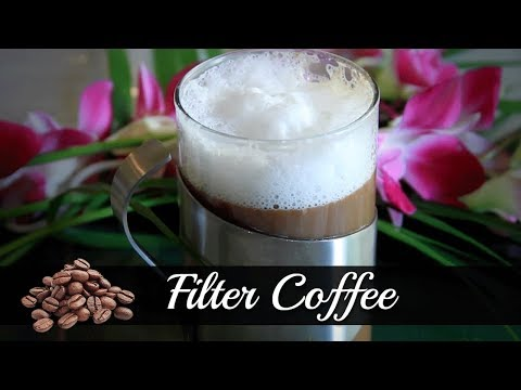 Filter Coffee Recipe – How To Make South Indian Filter Coffee – Rajshri Rewinds – Annuradha
