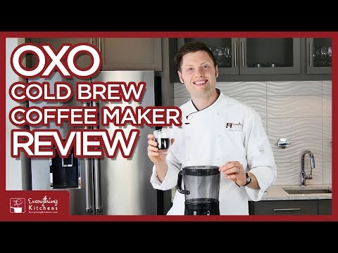 OXO Cold Brew Coffee Maker – Review by Chef Austin