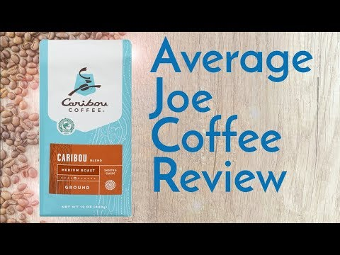 Caribou Coffee Medium Roast Review