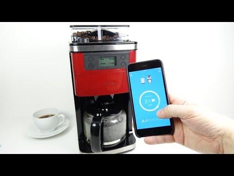 The WiFi Coffee Machine – Review