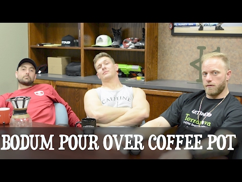 Bodum Pour Over Coffee Pot Review: This Is How We Brew It