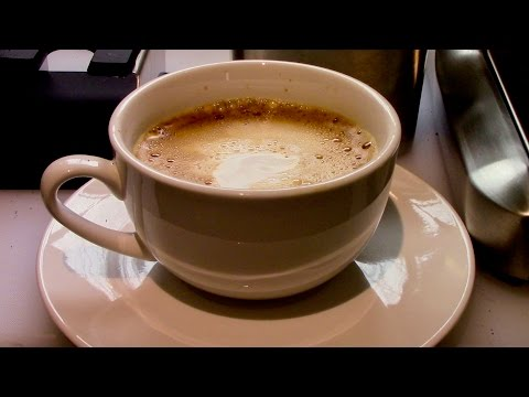 Breville coffee machine demo and review