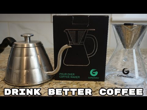 How to Make Better Coffee with Coffee Gator