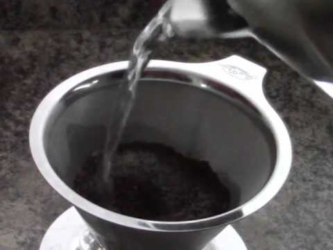 Review Java Presse stainless steel pourover