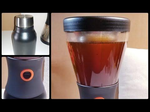 Asobu Portable Cold Brew Coffee Maker ☕ [Demo]