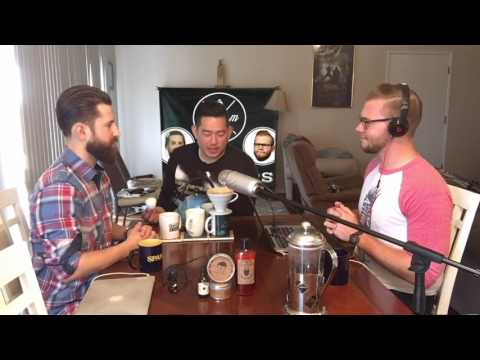Fantasy Hipsters Podcast: French press vs pour-over coffee taste test
