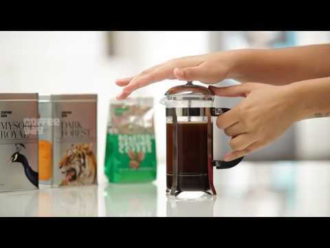 Make Coffee With The French Press or Plunger – The easy way!