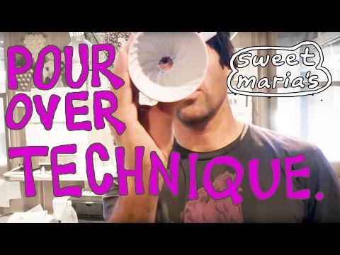 Pour-Over Brewing Technique