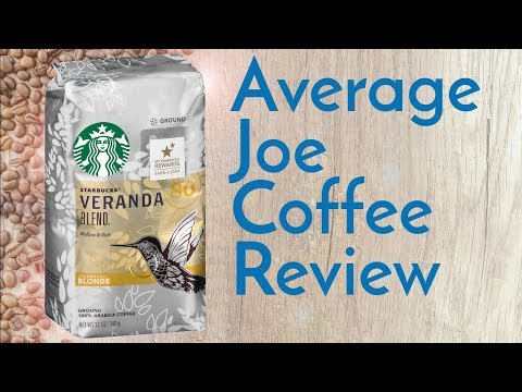 Starbucks Veranda Blonde Coffee Review