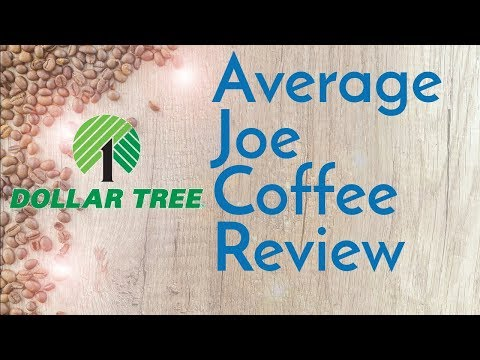 Dollar Tree French Vanilla Coffee Review