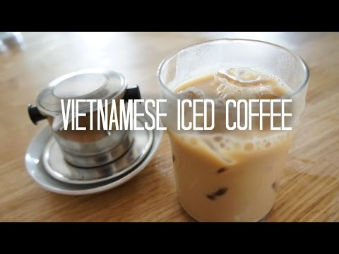 How to Make Vietnamese Iced Coffee – easy recipe
