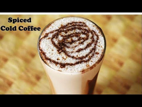 Spiced Cold Coffee |Flavorful Cold Coffee Recipe |How To Make Cold Coffee At Home|Rj Payal's Kitchen