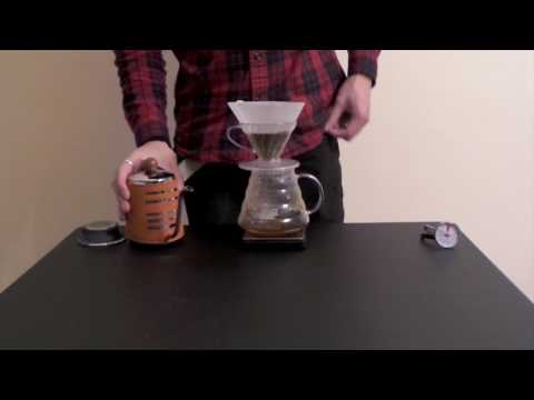 The Art of Pour Over Coffee Brewing
