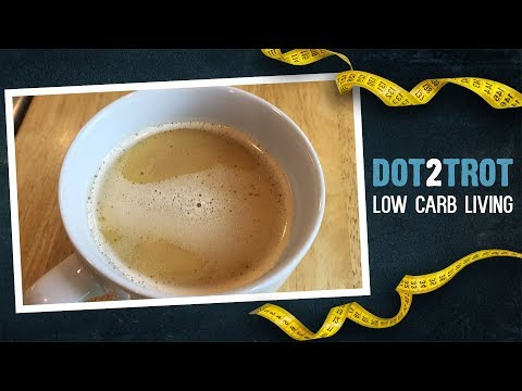 Fat Burning Coffee (With MCT Oil)