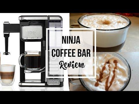 Ninja Coffee Bar Review | October 2017