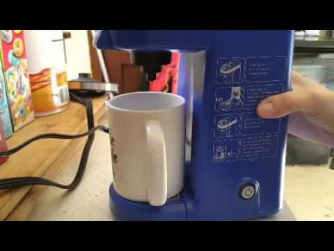 CHULUX K Cup Single Serve Coffee Maker Review, Great for use in offices!