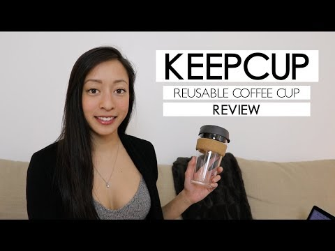 REVIEW | KeepCup – Reusable Coffee Cup