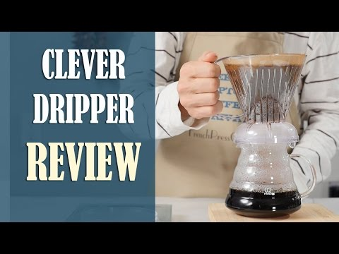 Clever Coffee Dripper Review + Pros and Cons You Need to Know