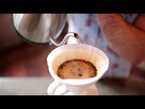 V60 Pour Over Coffee Brewing Guide