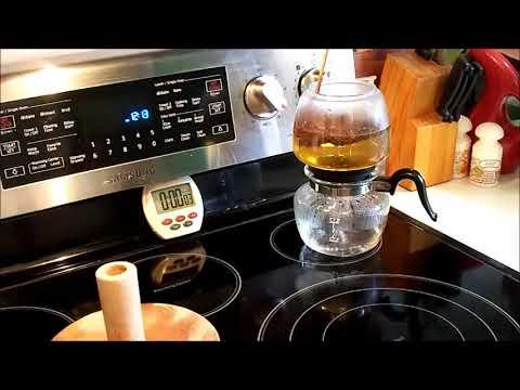 Silex Vacuum Pot Demo