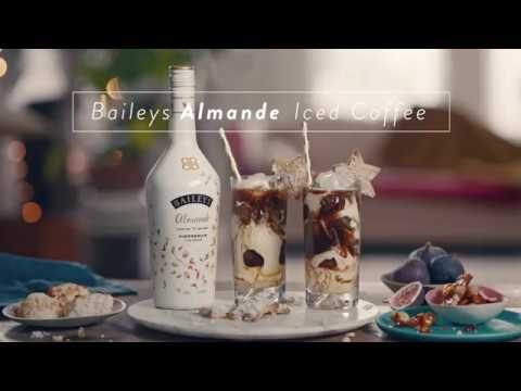 Baileys Iced Spiced Coffee Recipe | Baileys Almande
