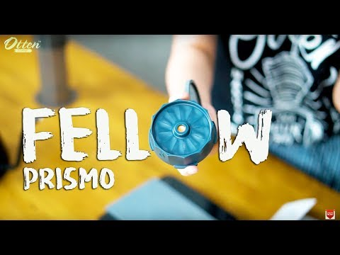 Review Fellow PRISMO – Superpowers for your AeroPress® Coffee Maker
