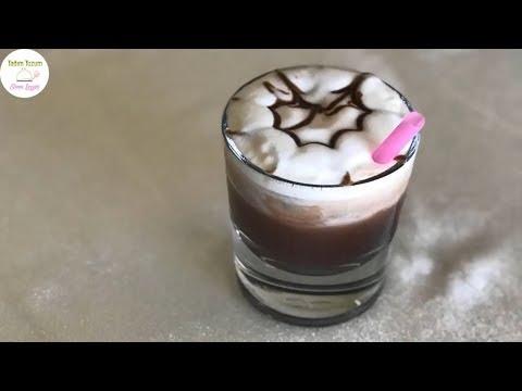 BUZZ GİBİ SOĞUK KAHVE TARİFİ/ ICE COFFEE  RECİPE(AZ MALZEMELİ,BASİT,SERİN SERİN)