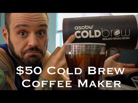 Asobu Cold Brew Coffee Maker – Review