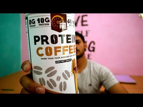 RUN Protein Coffee Review | Hindi | Ripped Up Nutrition
