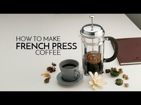 Kelas Kopi Gratis | How to Make French Press Coffee | DIY