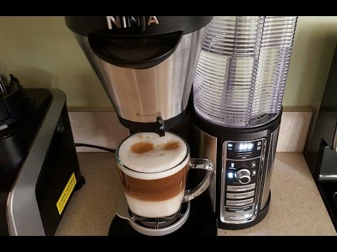 Ninja Coffee Bar Specialty  Brew Demo