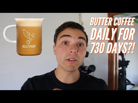 I Drank Bulletproof Coffee DAILY For TWO YEARS Straight | Here's What Happened