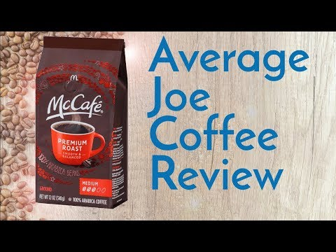 McCafe Premium Roast Coffee Review