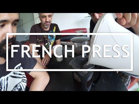 French Press Nasıl Yapılır? (Biraz Da Şunu Yapalım) #1