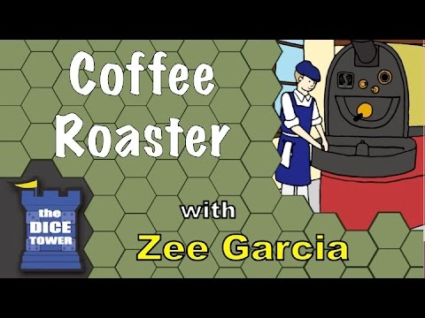 Coffee Roaster Review – with Zee Garcia