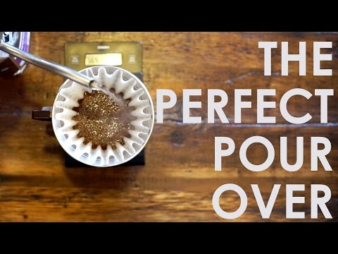 The Perfect Pour Over with Stacks Espresso