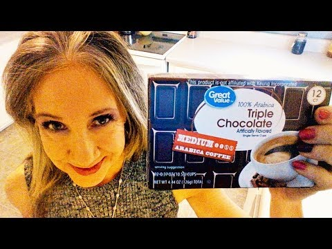 Great Value Triple Chocolate K-Cup Coffee Review | Tasty & Affordable