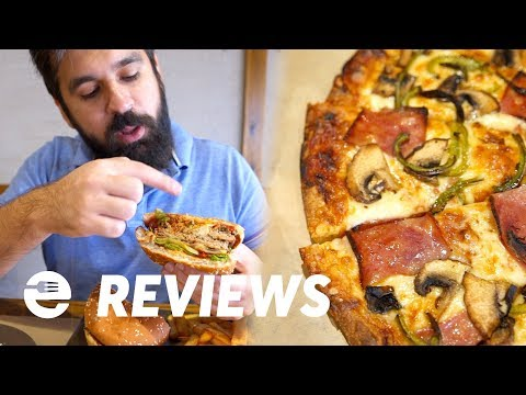 Desperados coffee & pizza – Review by efood