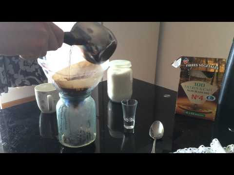 How to make perfect pour over coffee without chemex!