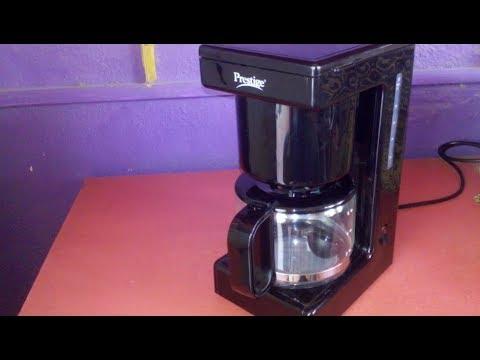 Prestige Coffee  Tea Maker Machine